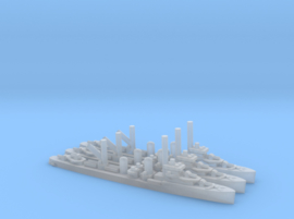 Admiralen - Destroyer - 1:1800