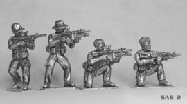 SAS Infantry Firing (SAS2)