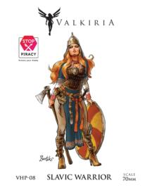 Slavic Warrior