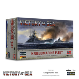 PRE ORDER: Victory at Sea Kriegsmarine fleet