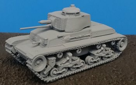 Panzer 35T - 1/48 Scale