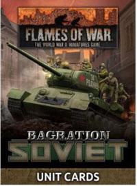 Bagration: Soviet Unit Cards