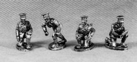 BEF Crew for 4.5 Howitzer (BEF15)