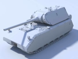 Maus - 1/48 Scale
