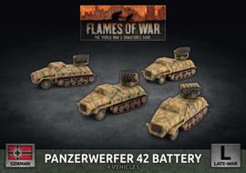 Pre-order: Panzerwerfer 42 Battery