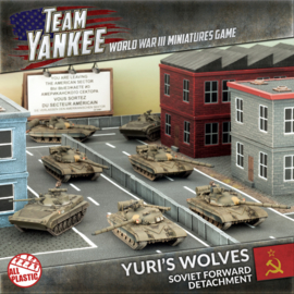 Yuri's Wolves - Army Deal