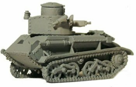 Vickers Light Tank VB - 1/48 Scale