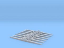 Redoutable - Submarine - 1:1800