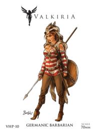 Germanic Barbarian