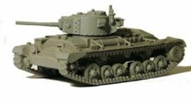 Valentine MK III - 1/48 Scale