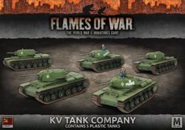 KV Tank Company (Plastic)