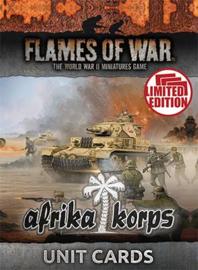 Afrika Korps Unit Cards