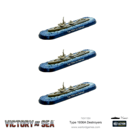 Type 1936A Destroyers