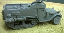 M9/M5 Halftrack - 1/48 Scale