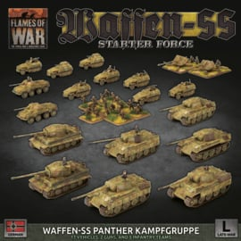 "German LW ""SS Panther Kampgruppe"" Army Deal"