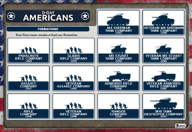 D-Day American Unit Cards