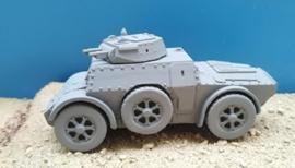 Autobinda AB40 Armoured Car - 1/56