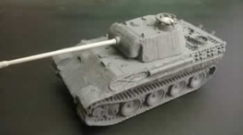 Panther G in Zimmerit - 1/48 Scale