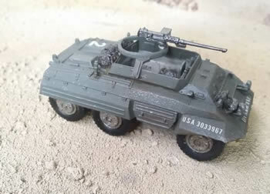 M20 Armoured Utility Car - 1/56 Scale