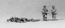 British GPMG Teams (BAOR10)