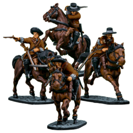 European Militia Cavalry