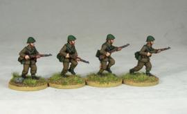 Romanian Riflemen Advancing (R002)