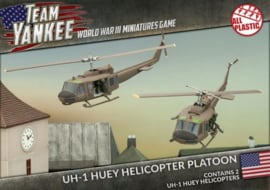 Huey Helicopter Flight (Plastic)