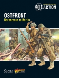 Ostfront: Barbarossa to Berlin - Bolt Action Theatre Book + mini