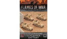 15cm Lorraine Schlepper Battery