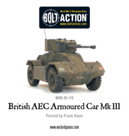 British AEC Armoured Car Mk II/III
