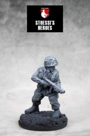 "US Airborne First Lieutenant – Lynn ""Buck"" Compton"