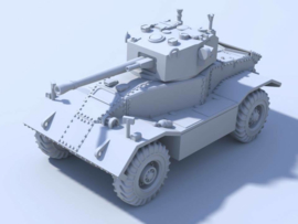 AEC Armoured Car MK III - 1/56 Scale