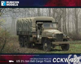 US 2½ ton 6x6 Truck CCKW-353