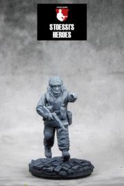 British Airborne Major – John Howard