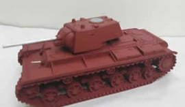 KV-1 Welded Turret (1941/42) - 1/56 Scale