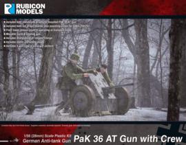 PaK 36 AT Gun with Crew