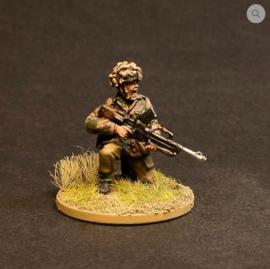 British para's - Section 2 (10 figures)