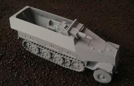 251/Ausf D Early Stummel - 1/56 Scale