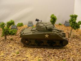 Sherman M4A4 75mm - 1/48 Scale