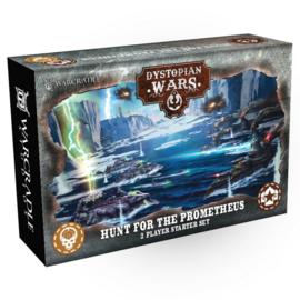 Pre-order: Dystopian Wars: Hunt for the Prometheus