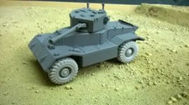 AEC Armoured Car MK III - 1/48 Scale