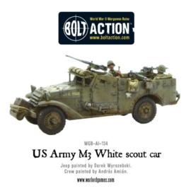 M3 White scout car