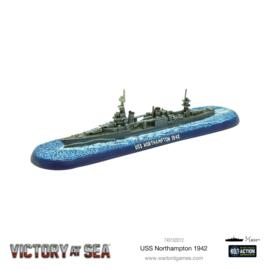 USS Northampton 1942