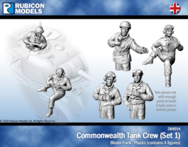Commonwealth Tank Crew