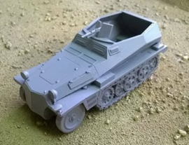 1/48 WW2 Tanks & Vehicles
