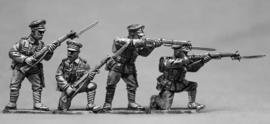 BEF Riflemen Firing (BEF06)