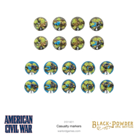 Pre-order: American Civil War Casualty Markers