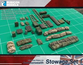 Commonwealth Stowage Set 1