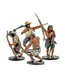 Milicianos Indios