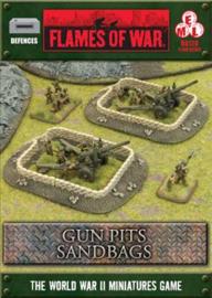 Sandbags - Gun Pit Markers